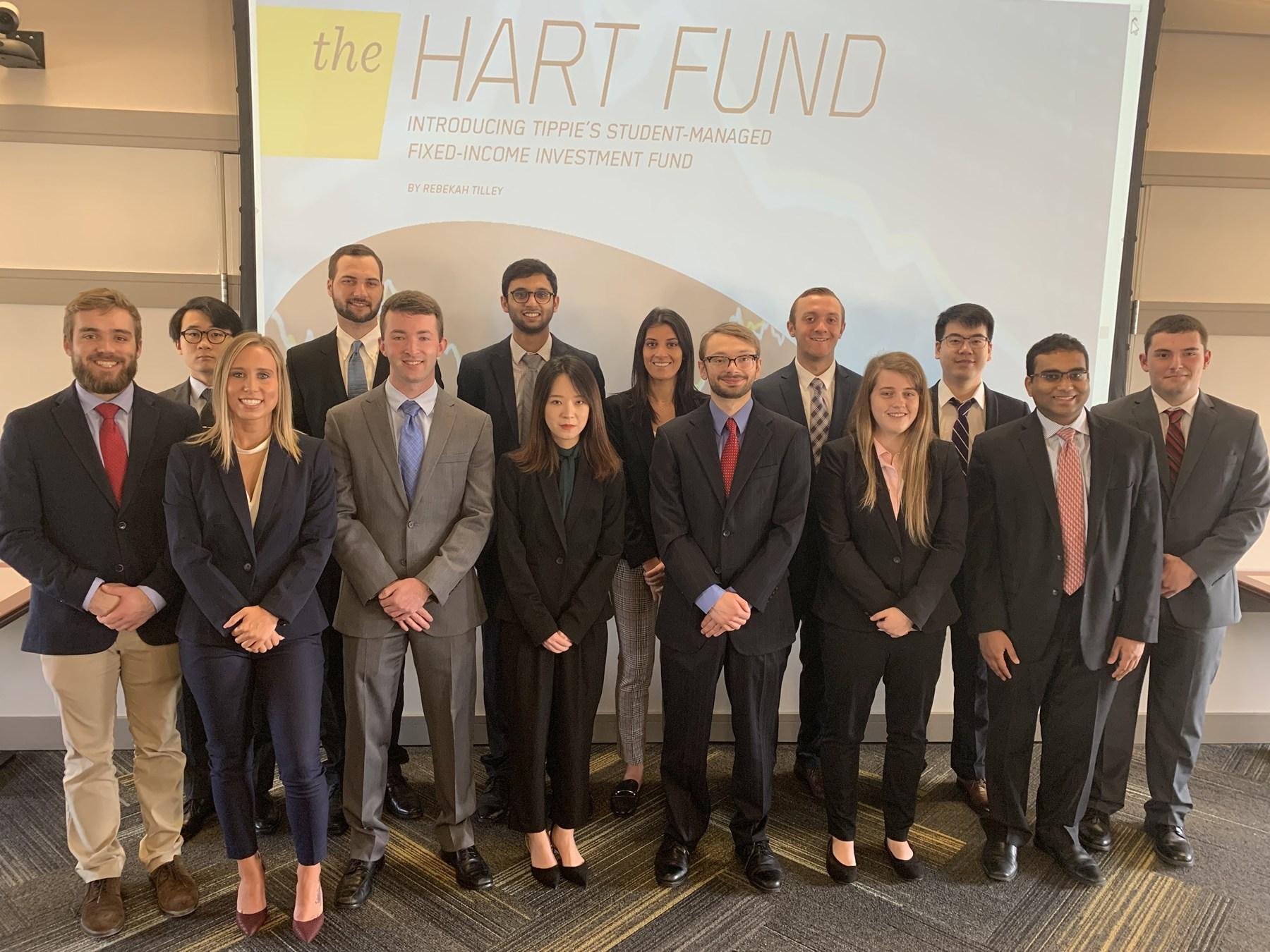 Hart Fund Analysts, Spring 2019