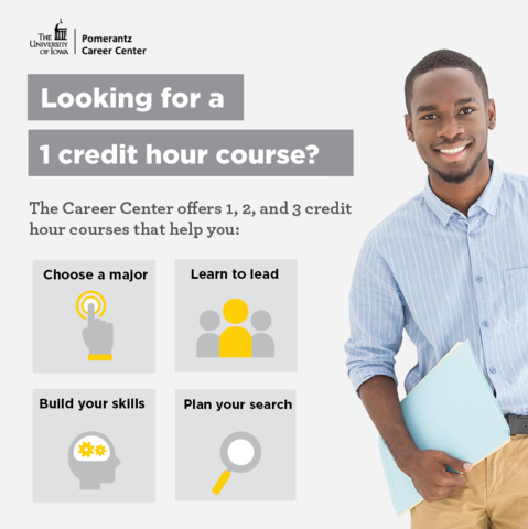 Career Center Courses Graphic