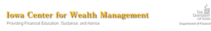 Iowa Center for Wealth Management